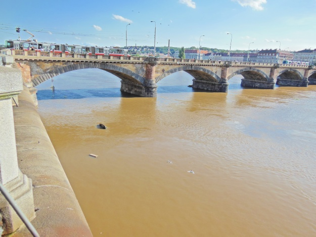 Jiráskuv Bridge